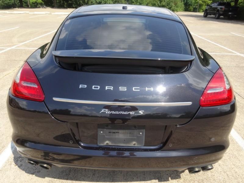 Porsche Panamera 2013 price $34,950