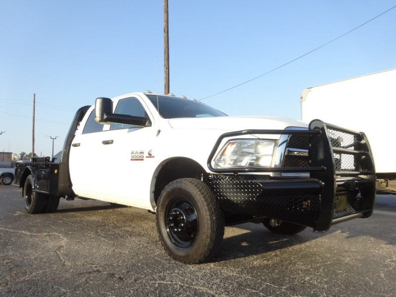 RAM 3500 Chassis Cab 2017 price $30,500