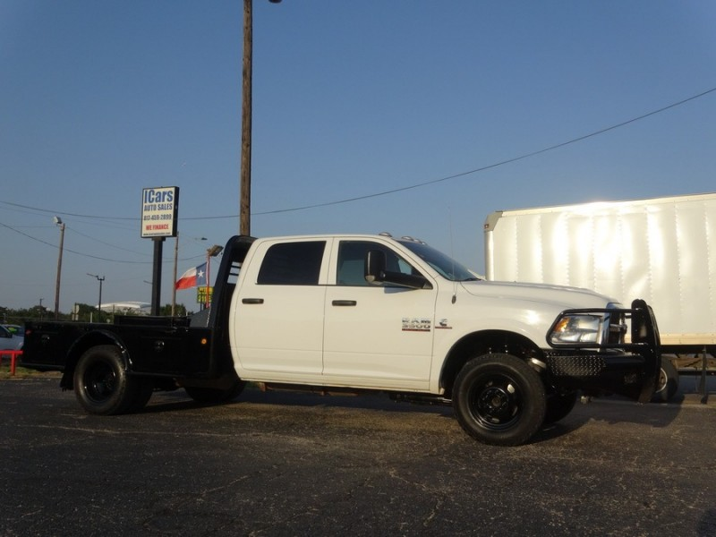RAM 3500 Chassis Cab 2017 price $32,500