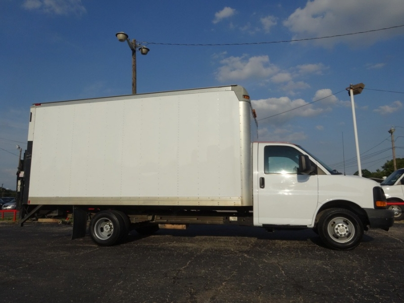 Chevrolet Express Commercial Cutaway 2013 price $16,950