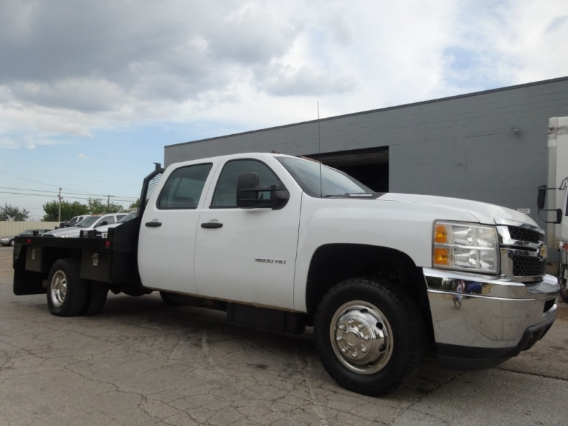 Chevrolet Silverado 3500HD 2013 price $28,950