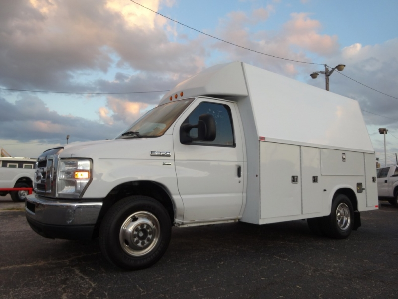 Ford Econoline Commercial Cutaway 2012 price $20,900