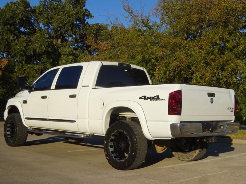 Dodge Ram 2500 2007 price $21,900
