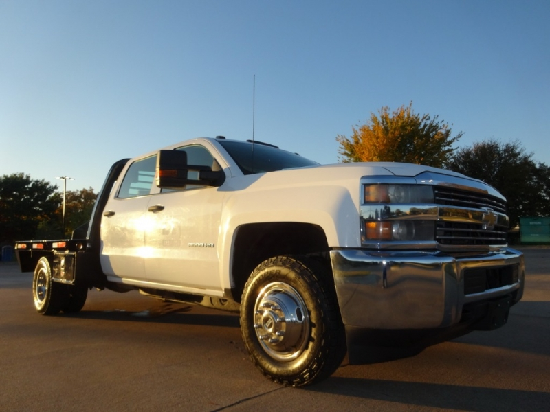 Chevrolet Silverado 3500HD 2015 price $25,550