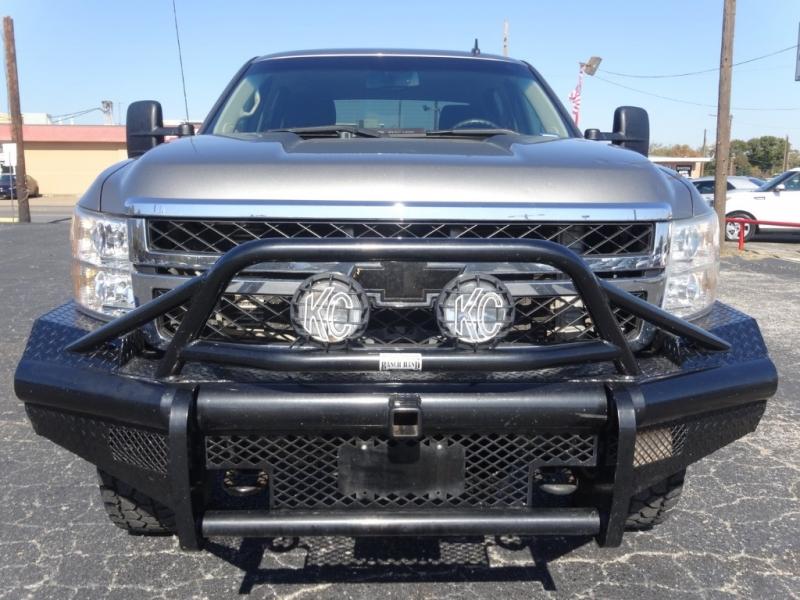Chevrolet Silverado 2500HD 2012 price $22,900