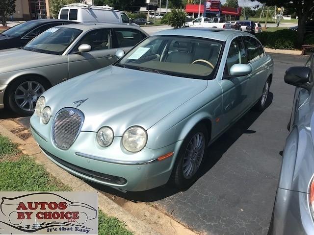 2006 Jaguar S-TYPE
