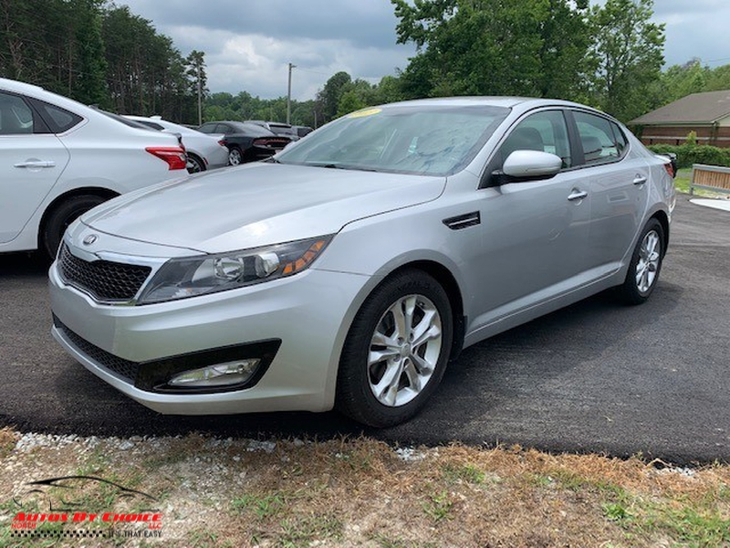 Kia Optima 2013 price $9,900