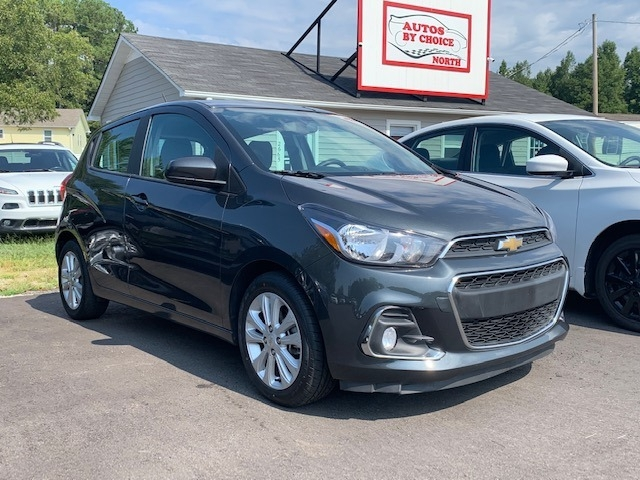 Chevrolet Spark 2017 price $8,900