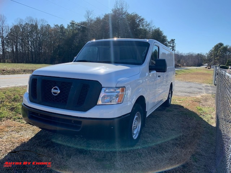 Nissan NV HD 2016 price $14,900