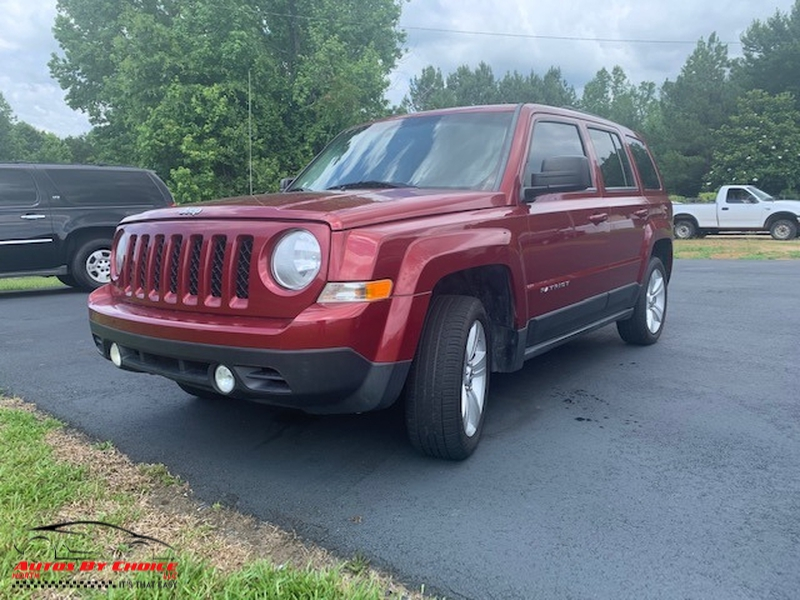 Jeep Patriot 2012 price $7,900