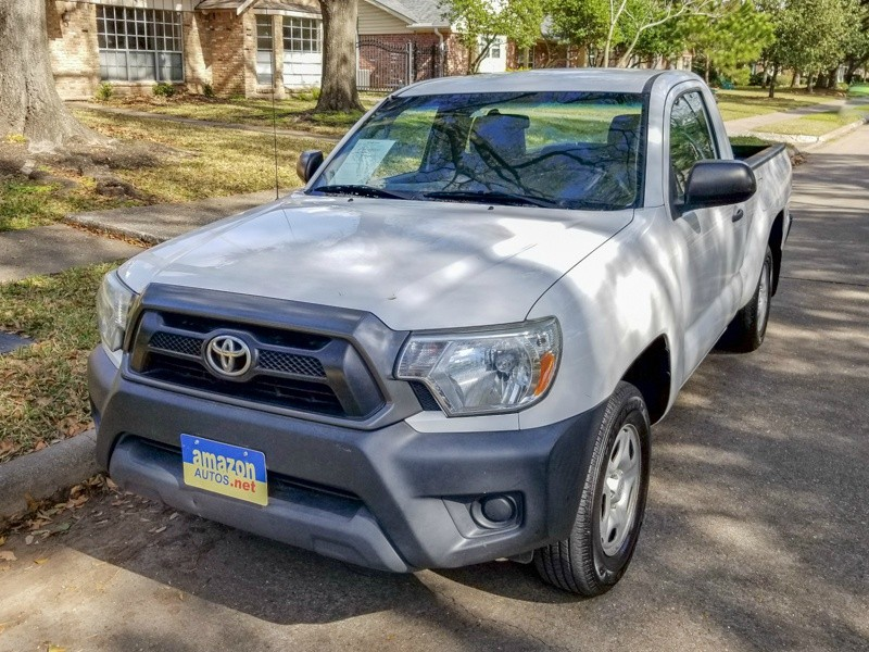 Toyota Tacoma 2013 price $9,988