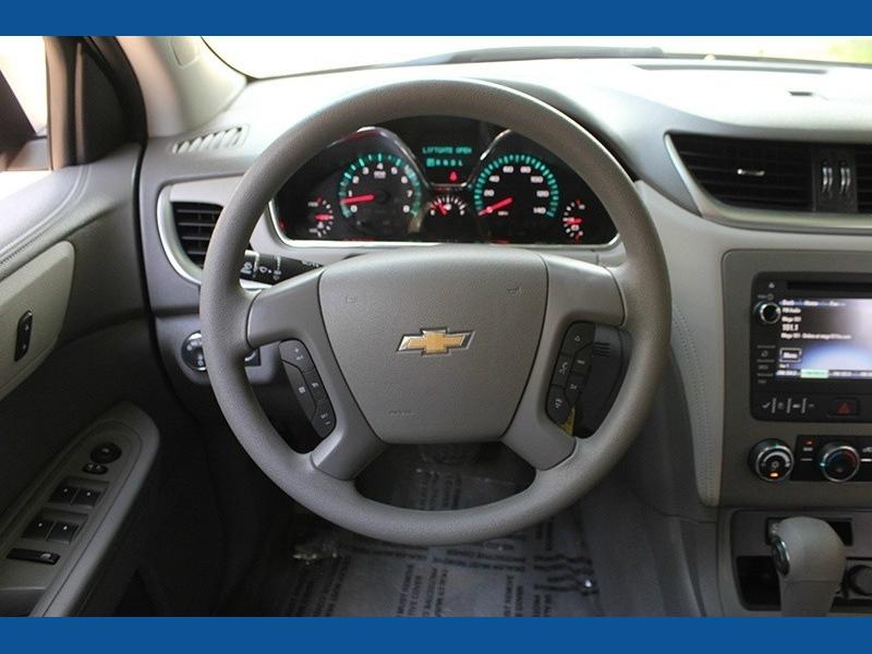 Chevrolet Traverse 2015 price $14,988
