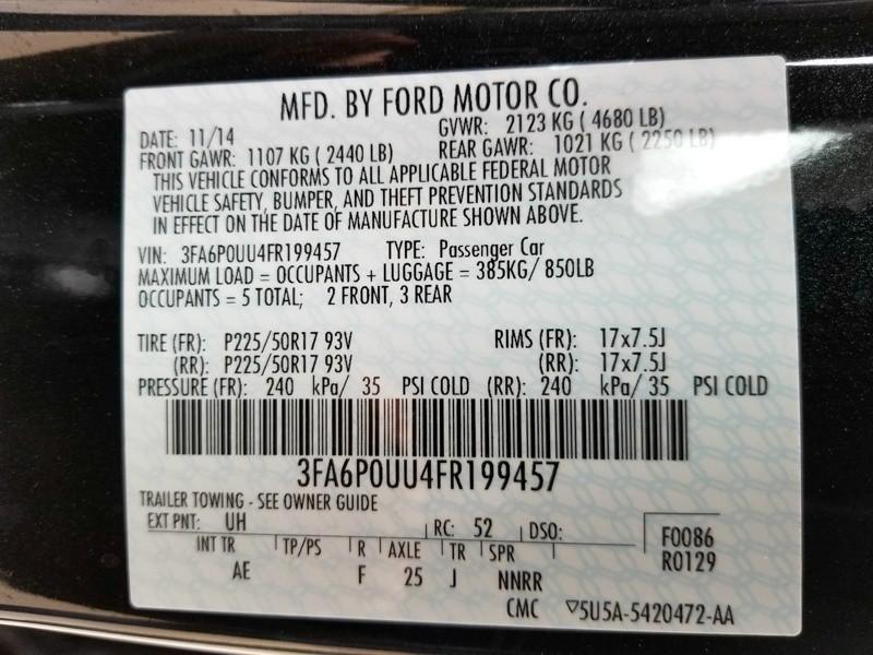 Honda Civic Sedan 2015 price $11,966