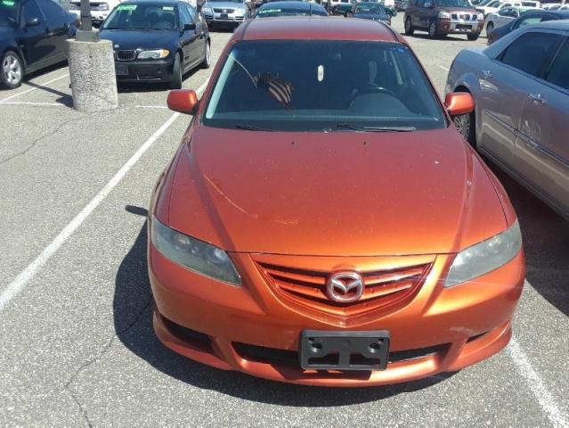 2005 Mazda 6