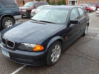 BMW 3-Series 2000