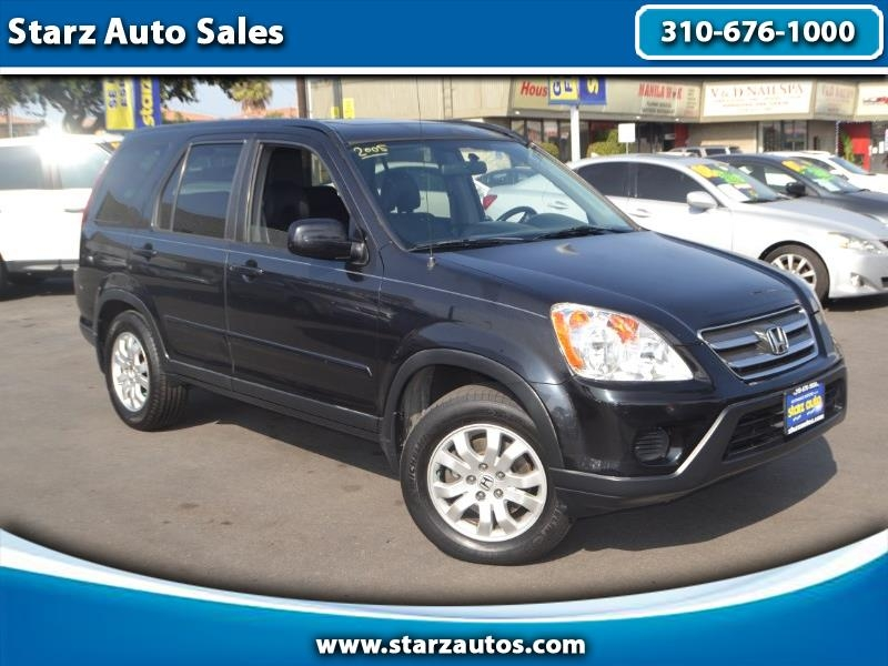 Honda CR-V 2005 price $6,789