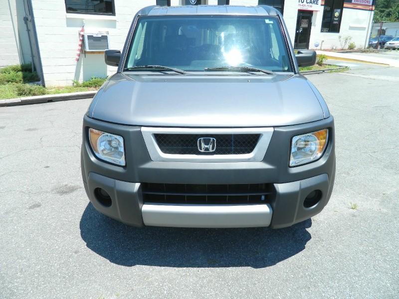 2005 honda element ex 2wd 126k miles inventory s s for Honda dealership marietta