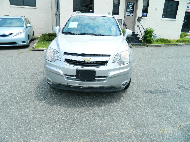 Chevrolet Captiva Sport Fleet 2012 price $6,495