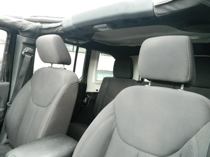 Jeep Wrangler Unlimited 2013 price $23,995