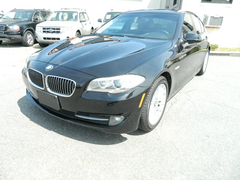 BMW 5-Series 2013 price $16,750