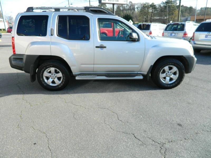 Nissan Xterra 2009 price $7,750