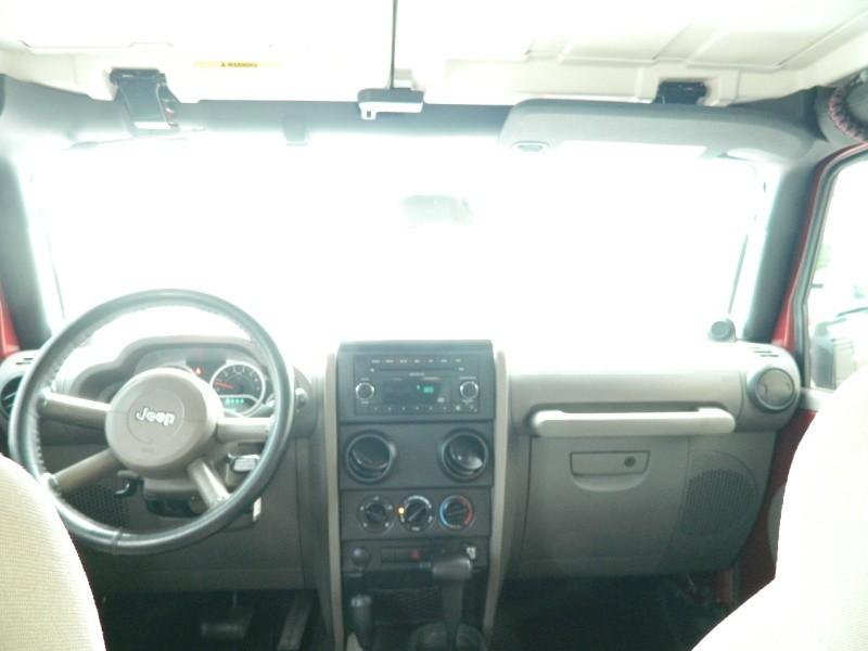 Jeep Wrangler Unlimited 2010 price $16,750