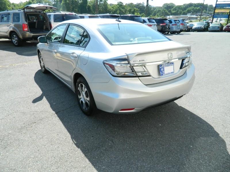 Honda Civic Hybrid 2014 price $9,850