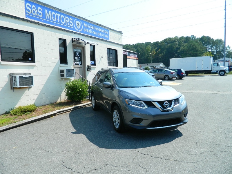 Nissan Rogue 2016 price $14,350
