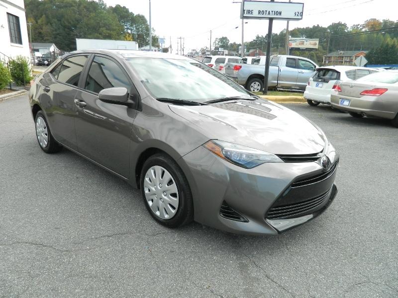 Toyota Corolla 2018 price $14,850