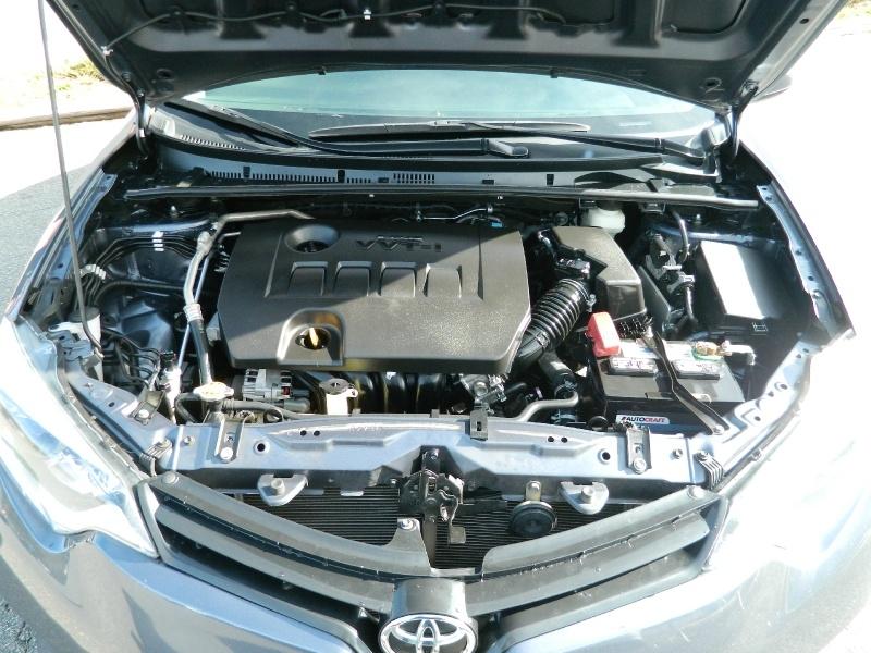 Toyota Corolla 2016 price $9,495