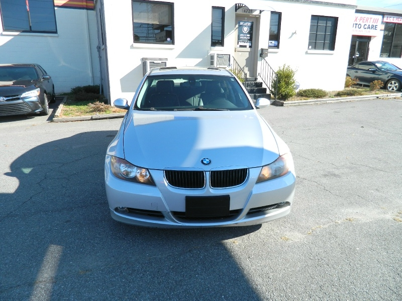 BMW 3-Series 2007 price $5,995