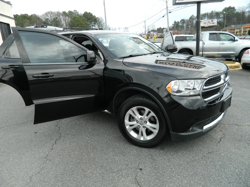 Dodge Durango 2012 price $9,995