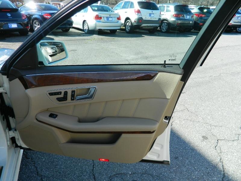 Mercedes-Benz E-Class 2012 price $14,650