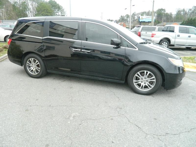 Honda Odyssey 2012 price $12,750