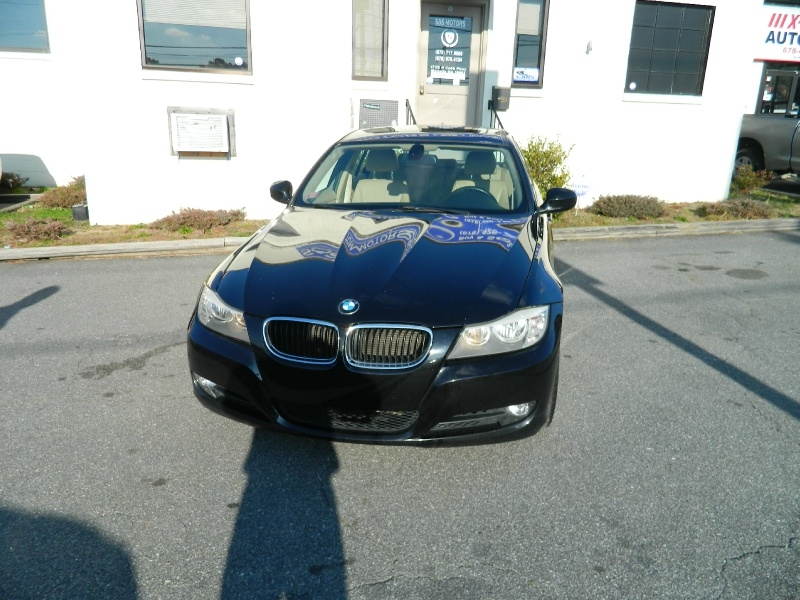 BMW 3-Series 2011 price $8,495