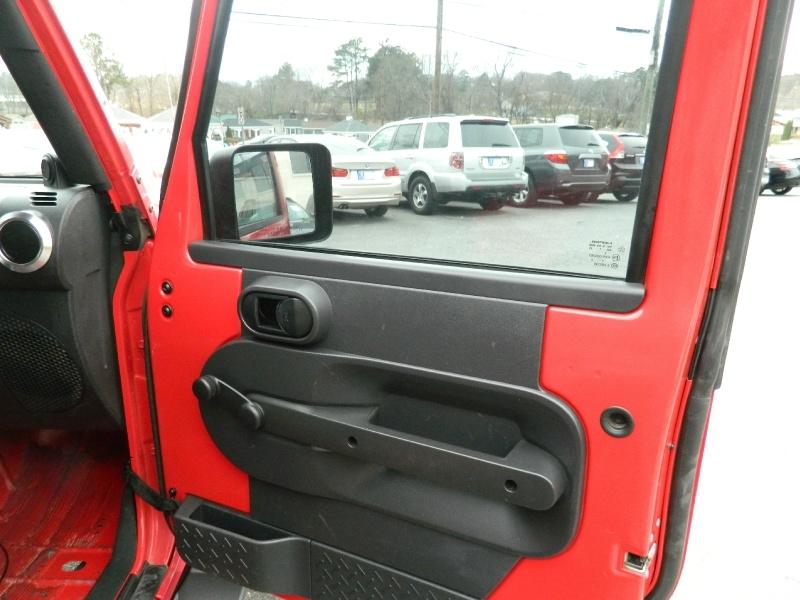 Jeep Wrangler 2008 price $13,995