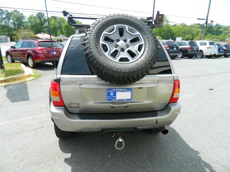 Jeep Grand Cherokee 2001 price $3,995