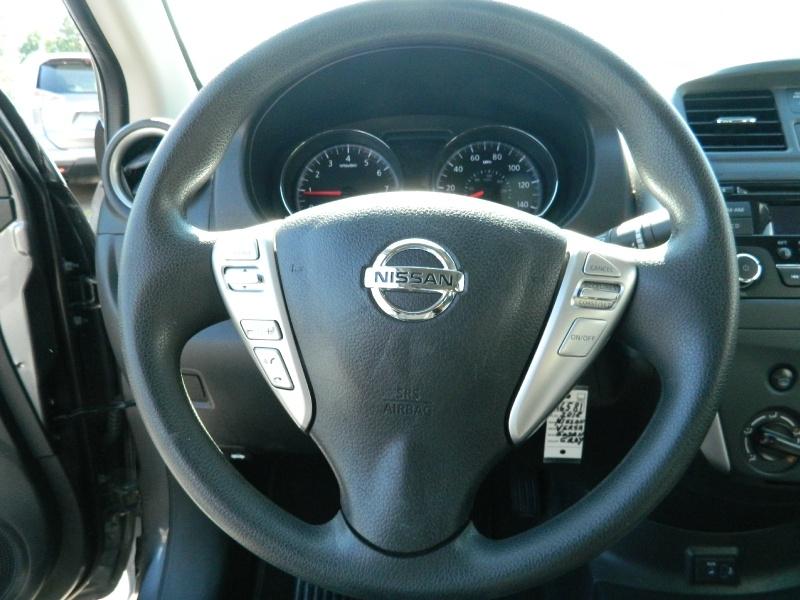 Nissan Versa 2018 price $8,750