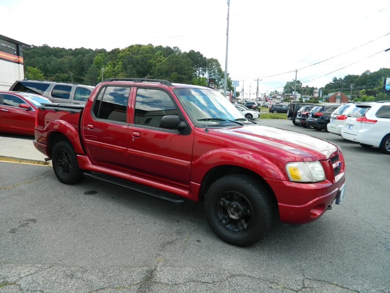 Ford Explorer Sport Trac 2004 price $5,495
