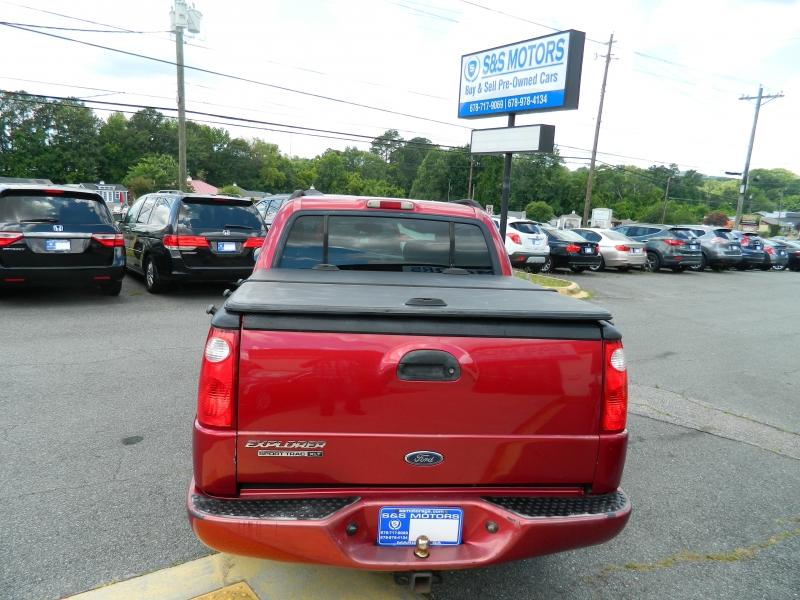Ford Explorer Sport Trac 2004 price $5,495