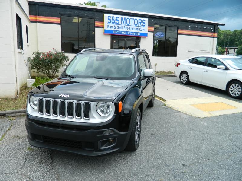 Jeep Renegade 2015 price $13,750