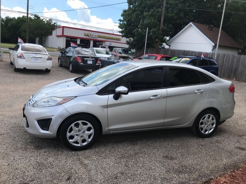 FORD FIESTA 2013 price $5,600