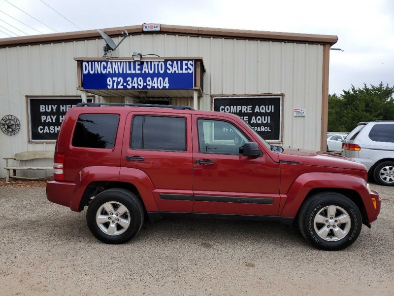 JEEP LIBERTY 2012 price $5,900