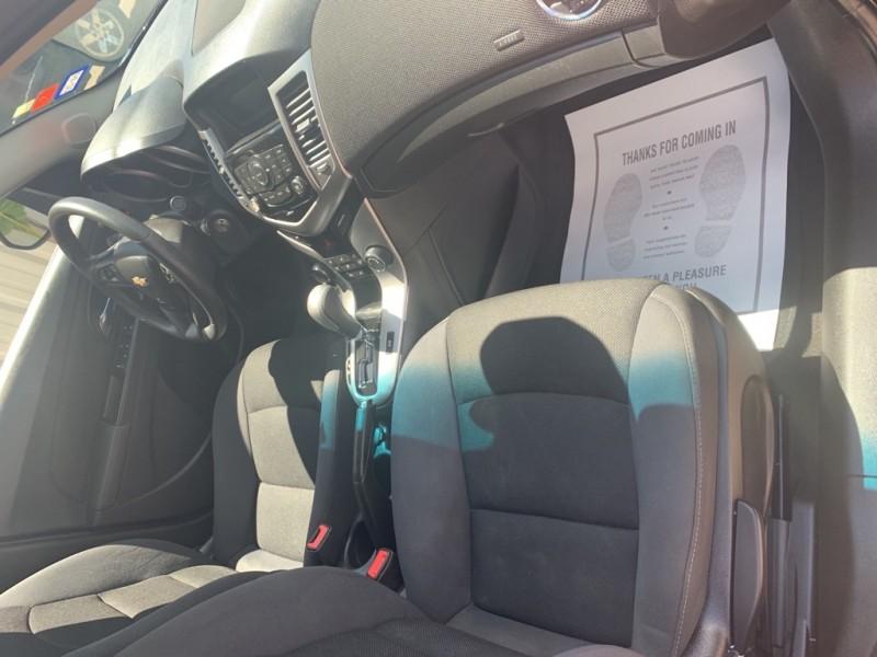 CHEVROLET CRUZE LIMITED 2016 price $9,800