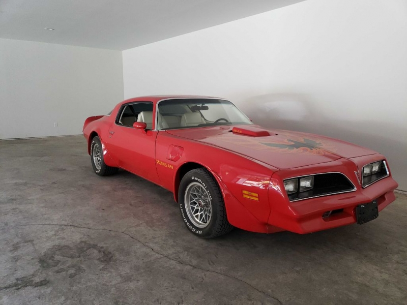 Pontiac Trans am 1978 price $24,999