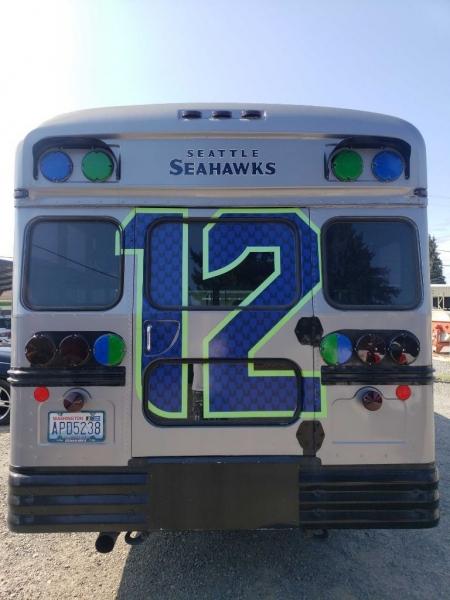Blue Bus hawk 2000 price $9,995