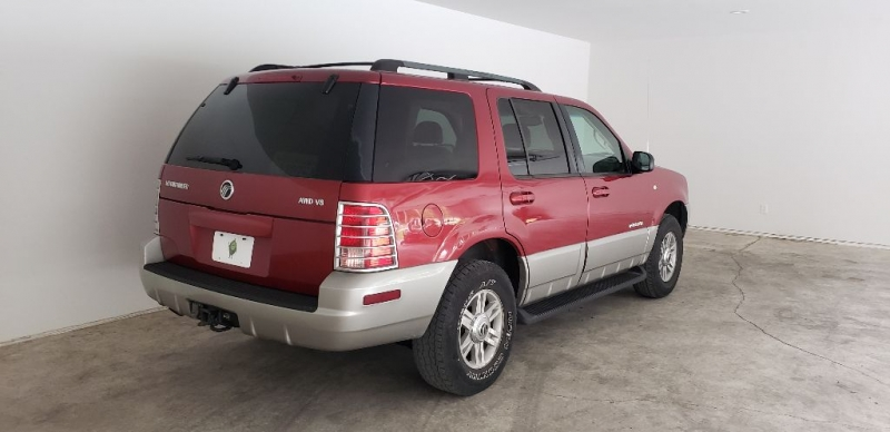 Mercury Mountaineer 2002 price $3,495