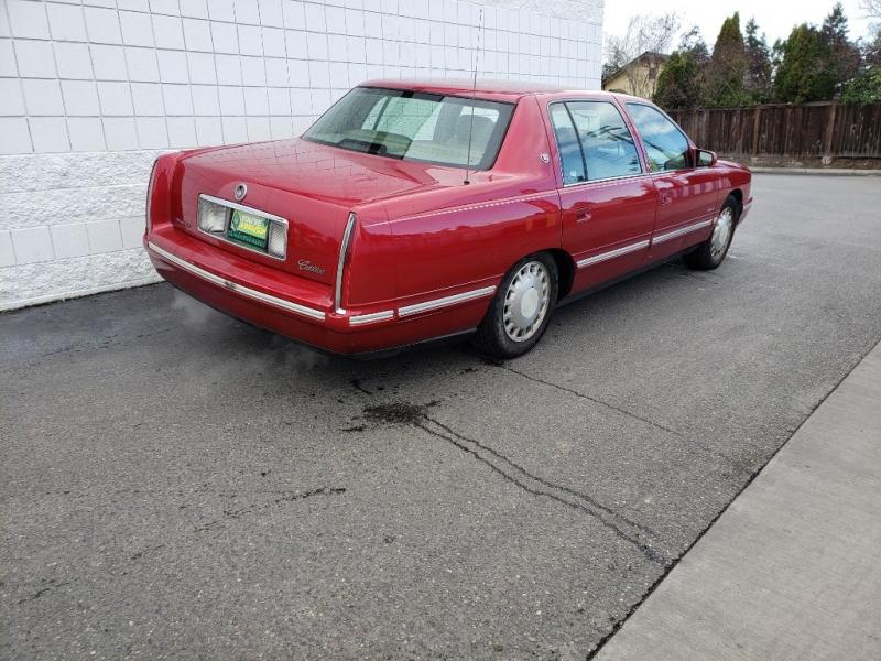 CADILLAC DEVILLE 1998 price $3,000