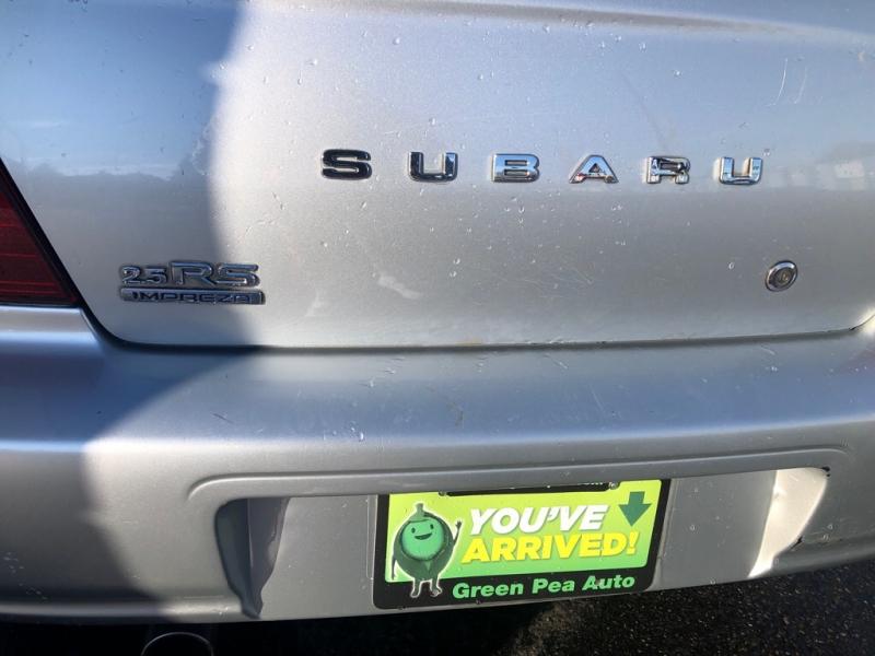 SUBARU IMPREZA 2003 price $3,999