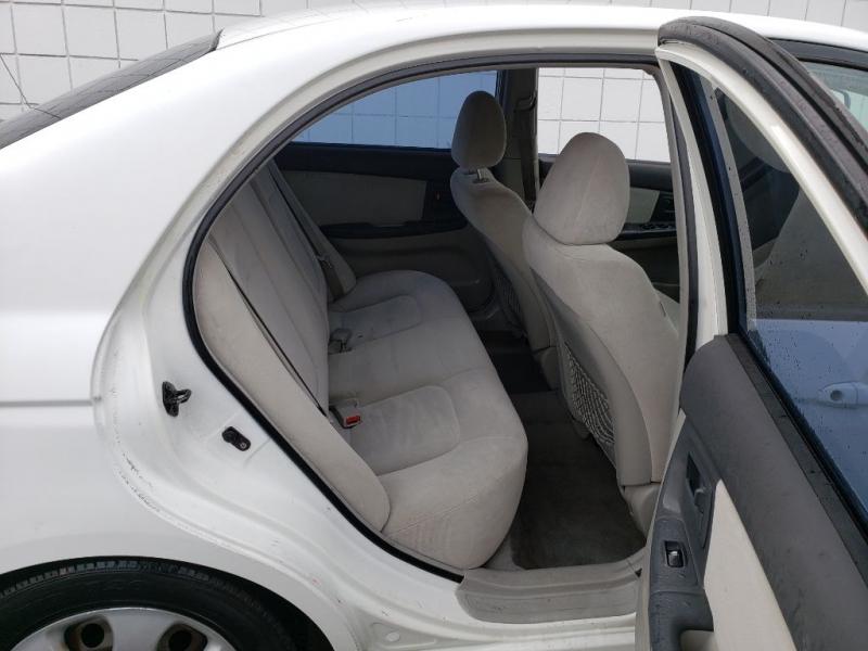 Kia Spectra 2006 price $1,495